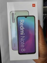 P*E*R*F*E*I*T*O da Xiaomi!! Redmi NOTE 8 NOVO lacrado com Garantia Entrega imediata