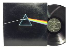 "Vendo este LP do Pink Floyd ""The Dark Side of the Moon"""
