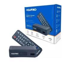 Conversor e gravador digital dtv-4000s (valor promocional em dinheiro)