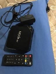 Aparelho pra transformar a tv smart