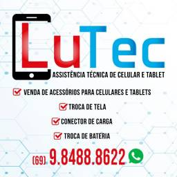 Acessórios e assistência técnica em celular