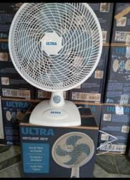 Ventilador ultra 30cm mesa novo