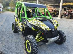 Utv Can Am Brp Maveck Turbo