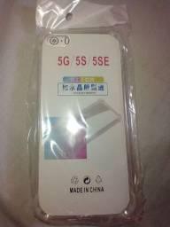 Capa transparente iPhone 5/5s/SE 2016