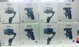 Estabilizador DJI Osmo Mobile 3 Combo - Homologado Pela Anatel com 1 Ano de Garantia