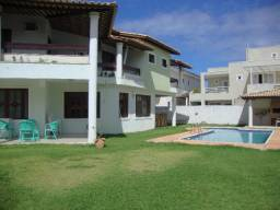 Linda casa para locação 4 suítes, piscina, nascente, terreno 600m cond fechado!