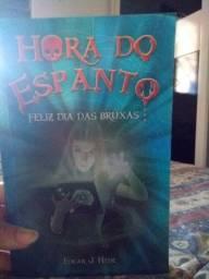 Livro infantil Hora do Espanto