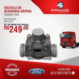 VÁLVULA DE DESCARGA RÁPIDA ORIGINAL FORD
