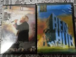 Vendo esses DVD e CDS