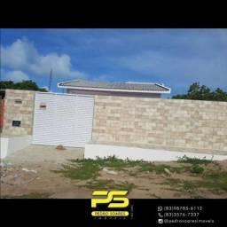 Casa com 2 dormitórios para alugar, 150 m² por R$ 900/mês - Jacumã - Conde/PB