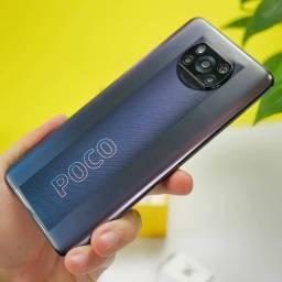 Título do anúncio: Xiaomi Poco X3 Pro 10X S/Juros 256GB/8Ram/1Ano de Garantia/Snapdragon 860