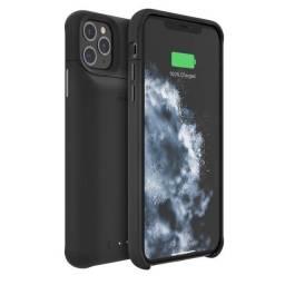 Capa carregadora p/ iPhone 11 Pro Max Mophie Juice Pack Access