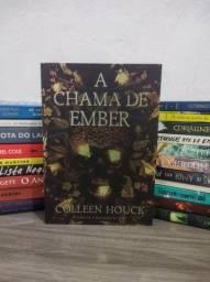 Livro - A chama de Ember