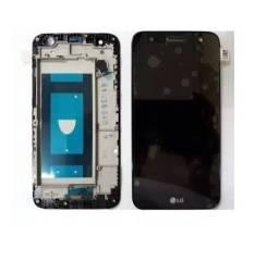 Tela Display frontal LG k10 2017 nova 100% só instalar