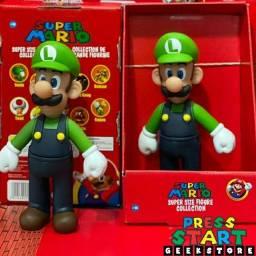 Turma do super Mario Bros e Sonic (cada)