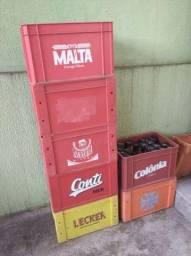 Título do anúncio: Caixa de cerveja completa