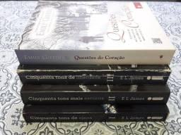 Livros - 4 romances