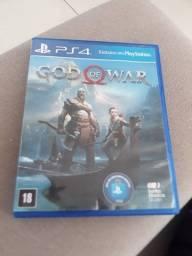 Título do anúncio: Gold of war 4 - PS4