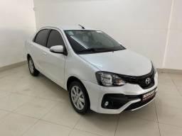 Título do anúncio: Toyota Etios 1.5 Xplus 2021 / 2.500 km