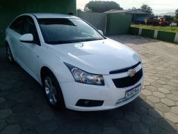 Chevrolet cruze sedan branco