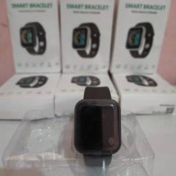 TODEX Y68 Smartwatch Waterproof à Prova D?água USB Esportivo