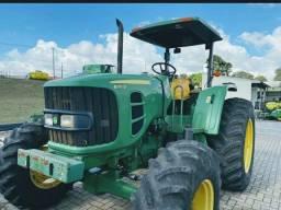 Vendo John Deere 6110D ANO 2013!