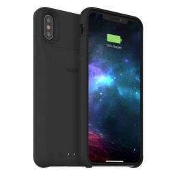Capa carregadora p/ iPhone Xs Max Mophie Juice Pack Access
