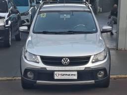 Título do anúncio: SAVEIRO 2012/2013 1.6 CROSS CE 8V FLEX 2P MANUAL