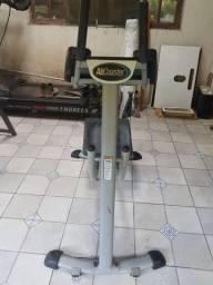 Aparelho Musculacão Ginástica Abdominal Abcoaster PRO
