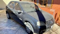 Título do anúncio: Renault Logan exp 1016v 2008