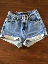 Título do anúncio: Vendo shorts jeans