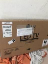Título do anúncio: Tv LG 32 Led - LACRADA