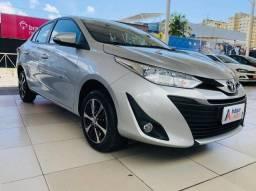 Título do anúncio: Toyota Yaris Sedan 1.5 xl CVT (Flex) 2019