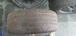 Aro 18 pneus bons aceito troca