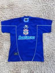 Camisa do Corinthians goleiro tamanho gg adulto