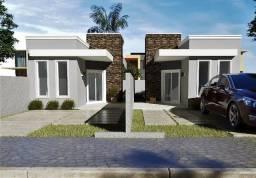 Casa com 2 dormitórios à venda, 64 m² por R$ 168.000 - Jardim da Barra - Itapoá/SC