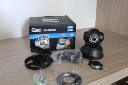 Câmera IP Pan Tilt