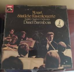 Título do anúncio: LPs de Mozart