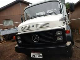 Título do anúncio: Caminhão 1990 mercedez benz 1520