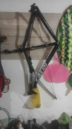Quadro bike bicicleta 19 Caloi aro 29
