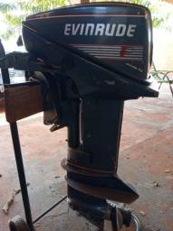 Título do anúncio: Motor everude 15 HP 2.700 Reais