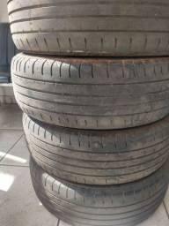 Vendo pneu mais que meia vida