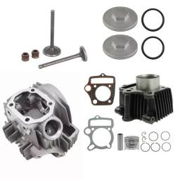 Título do anúncio: Kit Aumento de Potência 90cc Dafra Zig/Super 50/Shineray Phoenix Gold/Traxx 50cc/Jonny