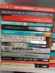 Vendo 75 livros