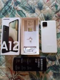 Vendo Samsung A12 Novo.