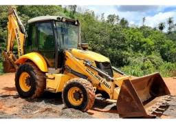 Retro Escavadeira New Holland B110B<br><br>