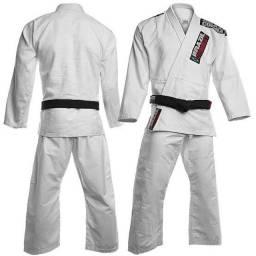Título do anúncio: Kimono Branco Brazil Combat Xtralite