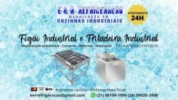 Manutenção Industrial ] Forno Fogão Maquina de Sorvete Salgado Vista Alegre+