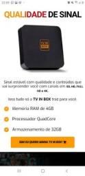Vendo TV in box