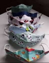 Máscaras infantil 3D